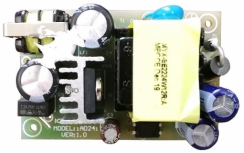 Блок питания IOASPOW AC-DC Open frame iAD24I 12-24V 24W