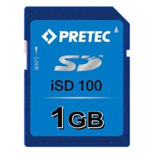 isd100 series card 1 gb