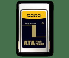 APRO PCMCIA ATA Card 16 Mb - 8 Gb SLC HERMIT-A Industrial Series