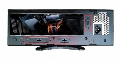 Powerman EQ-101 200W Black