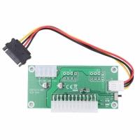 Синхронизатор (автостарт) второго блока питания ESPADA ( для майнинга )