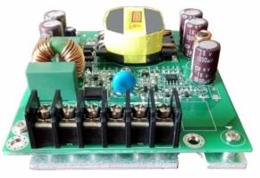 IOASPOW DC-DC Isolated Power Back Board iDD60A24 26-60W